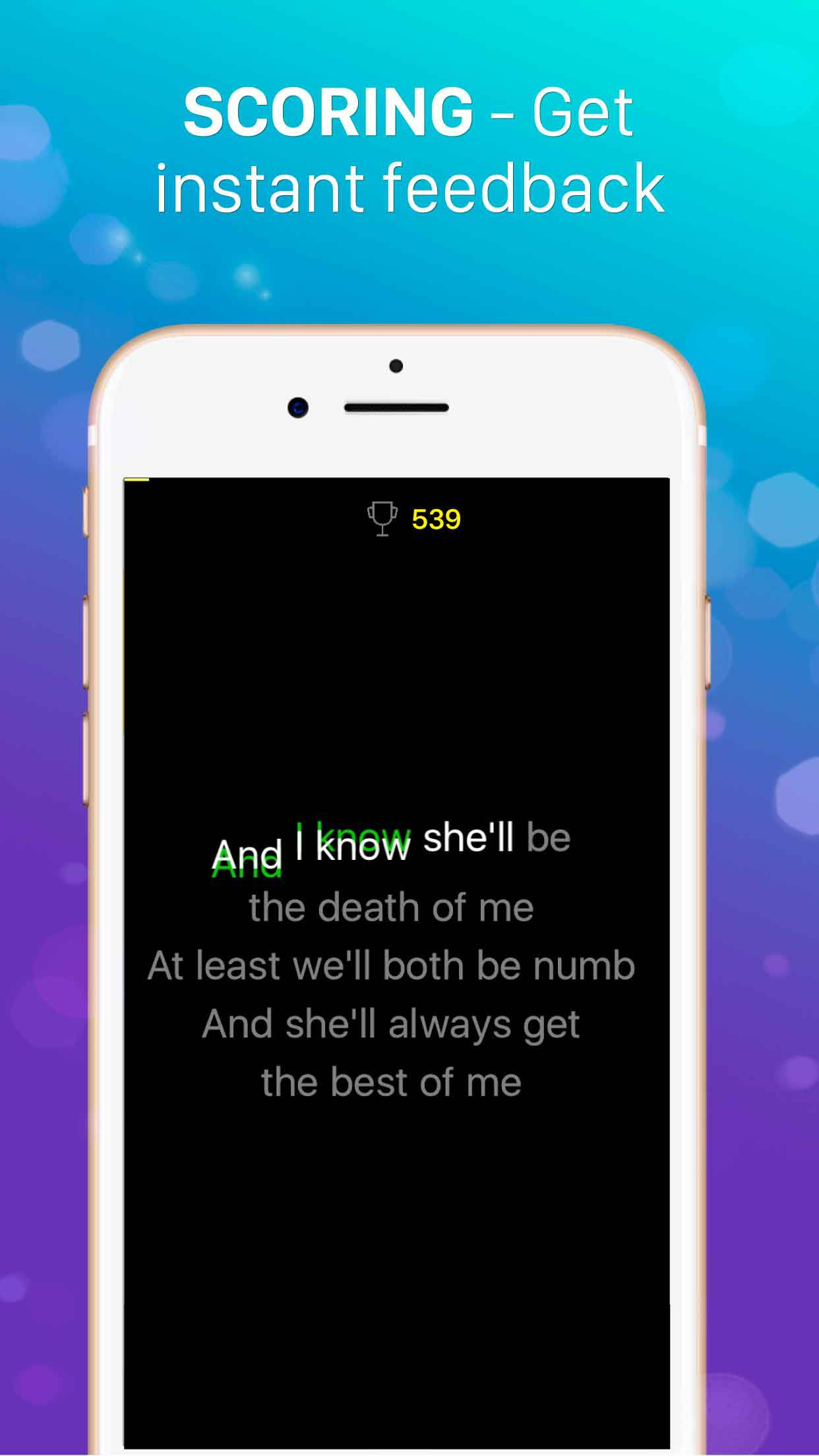 Karaoke Game - Sing and Record Songs
