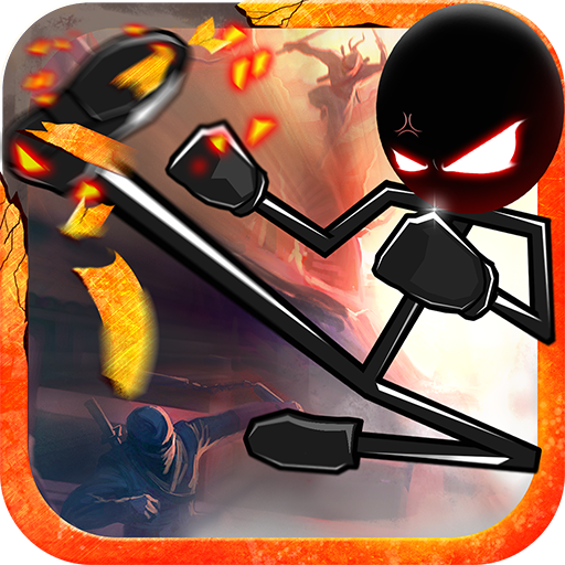 Kung Fu Stickman Warrior Game