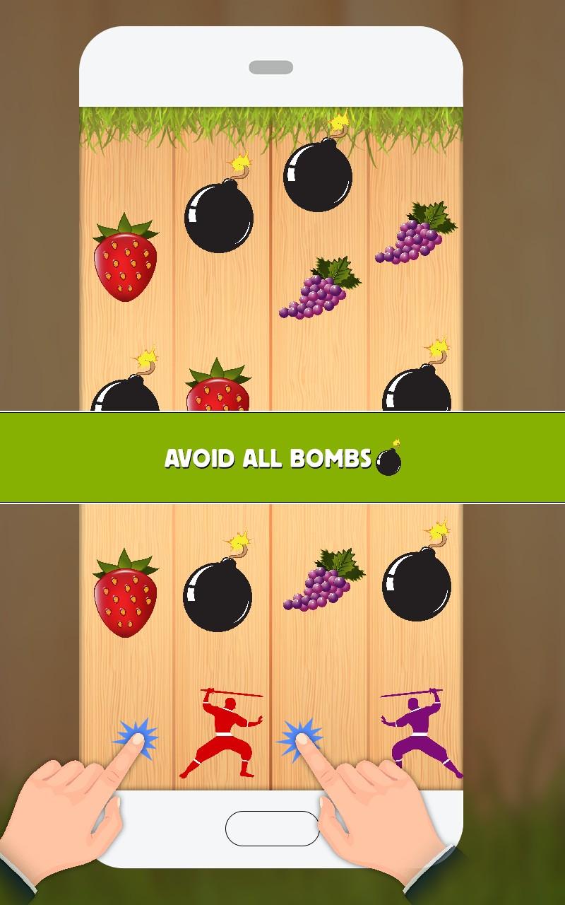 Ninja fruit 2 - Ninja Fruit Blast