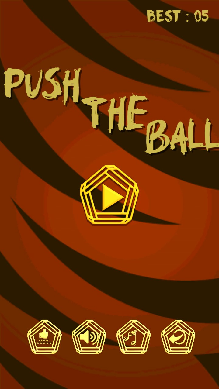 PUSH THE BALL