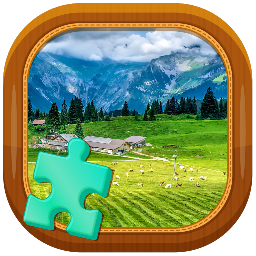 Real Jigsaw Puzzles