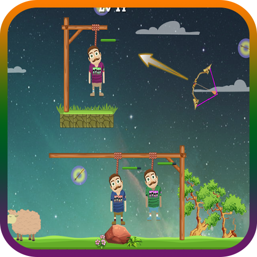 Rescue Bearded Archery Game