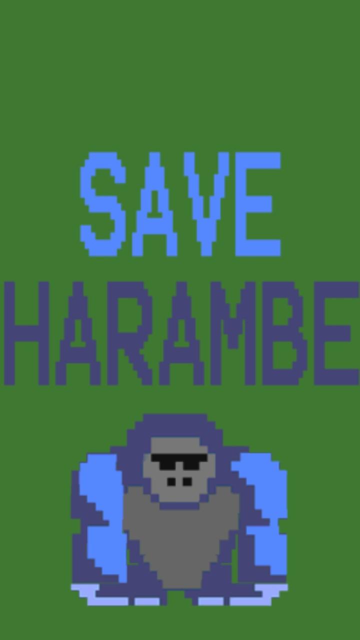 SaveHarambe