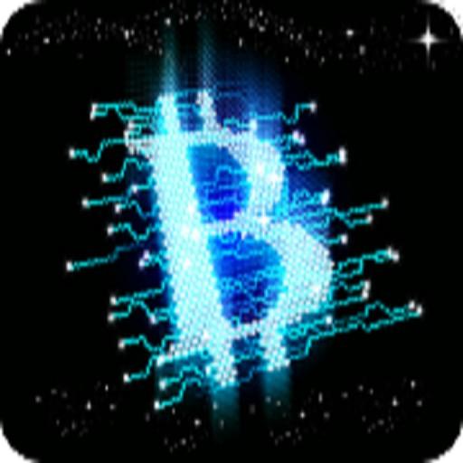 Sleek Live Bitcoin Wallpaper