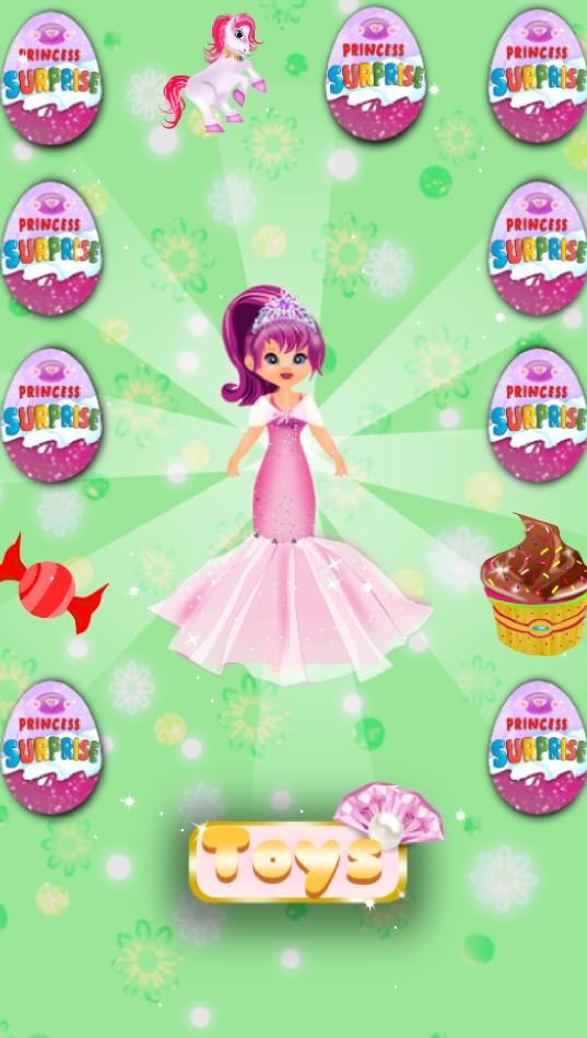Surprise Eggs Princess Star