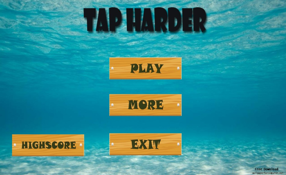Tap Harder