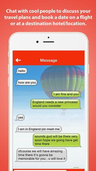 Travel Dating App - Travel Meet Date