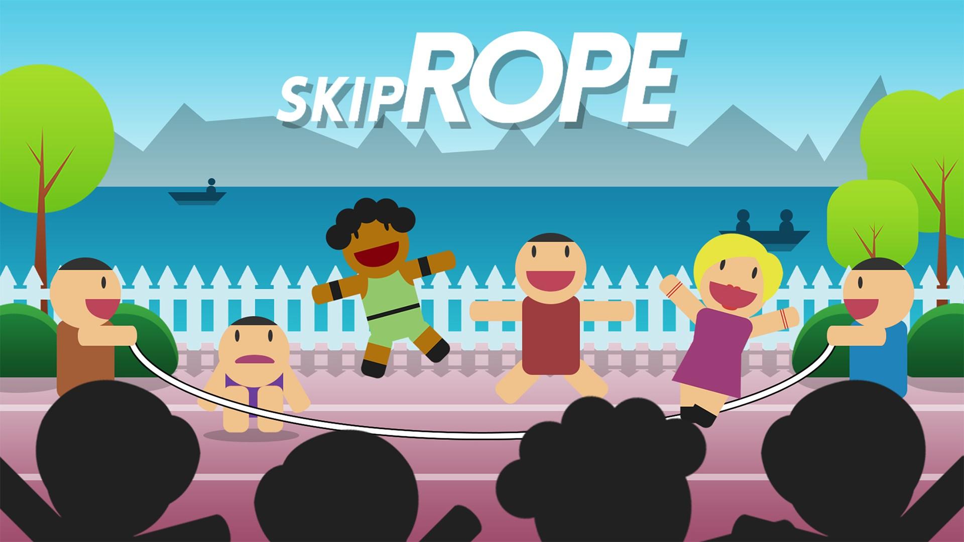 Boo Skip Rope