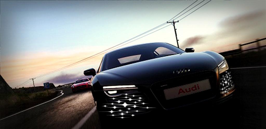 Racing Games D - Audi car 3d games