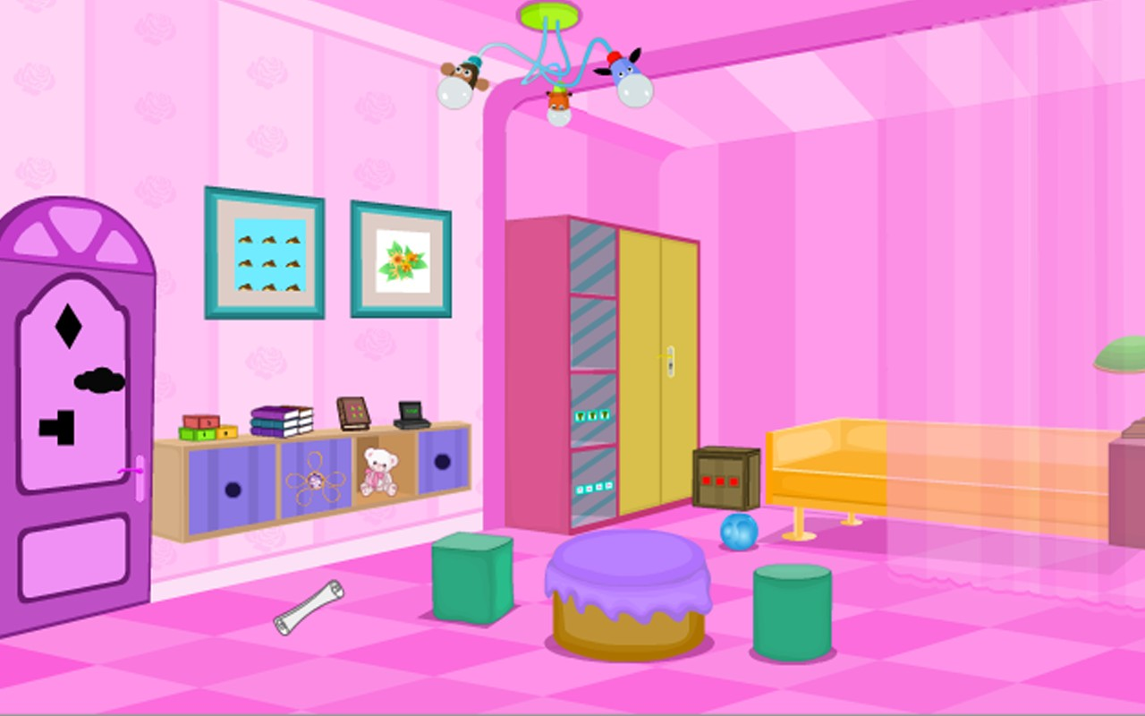 Pink Foyer Room Escape : Escape games pink foyer room