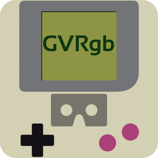 GVRgb VR Gameboy Emulator - Cardboard Edition