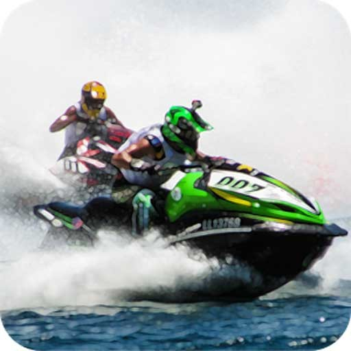 Jet Ski Action Simulator