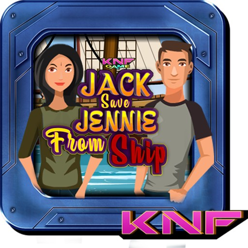 Knf JACK Save JENNIE From Ship