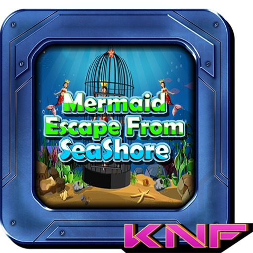 Mermaid Escape From SeaShore