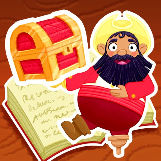 My Storybook Pirate: Interactive Book Creator
