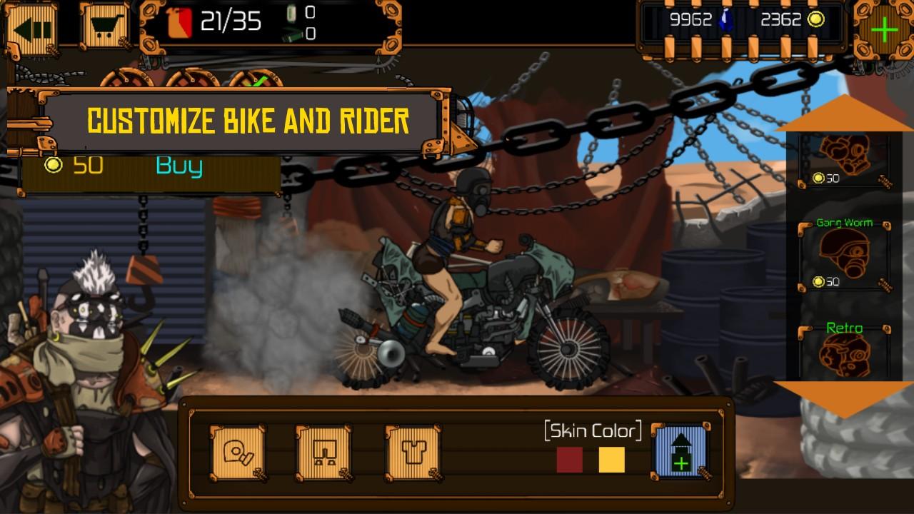 Nuke Bike