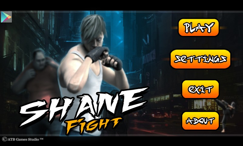 SHANE Ultimate Fight