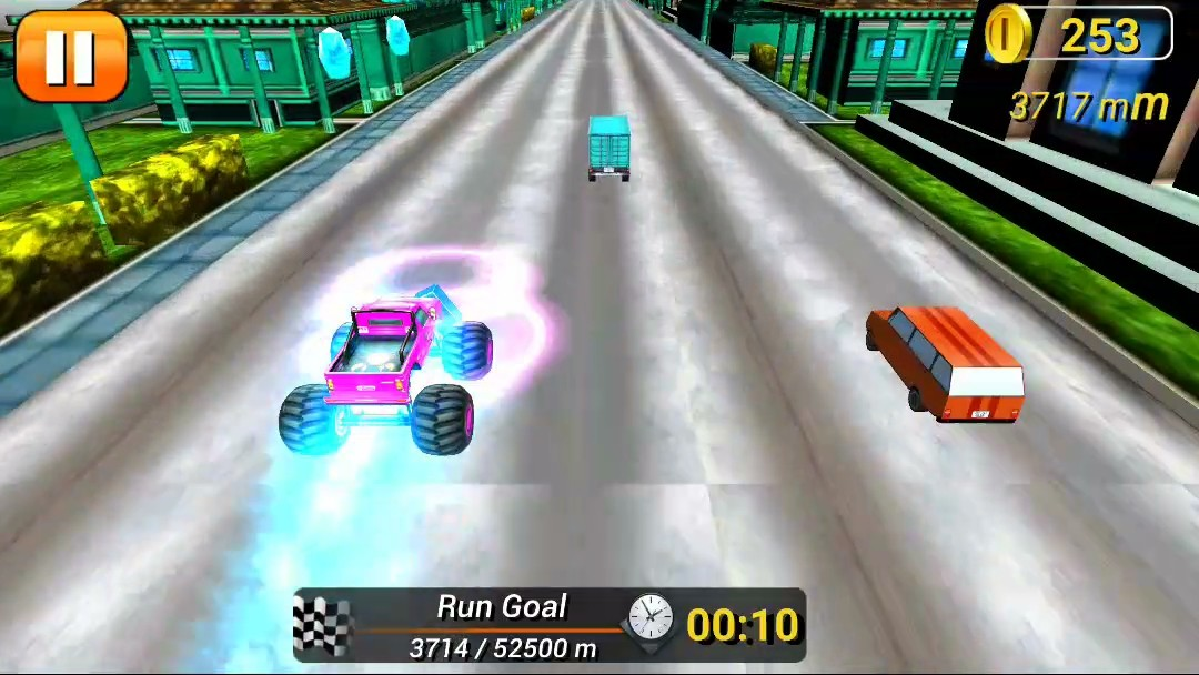 Smash Cars City Racer