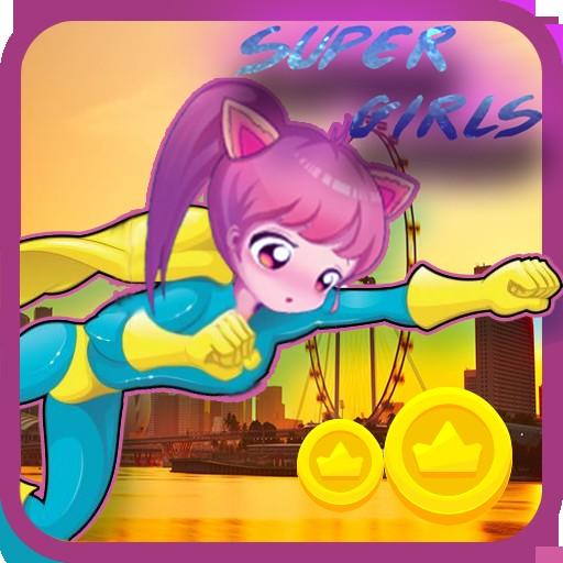Super girls superwoman 2017