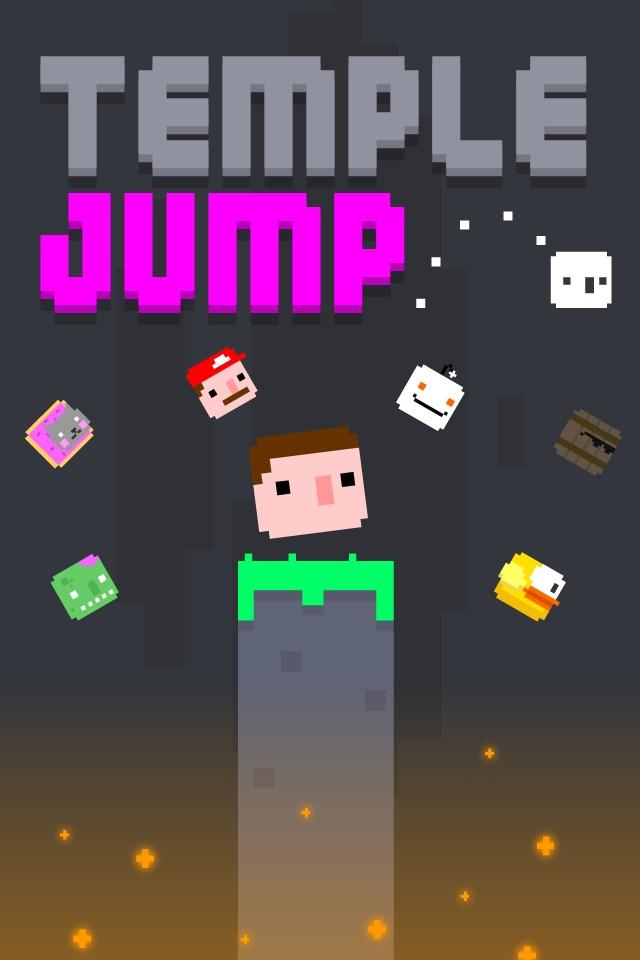 Temple Jump