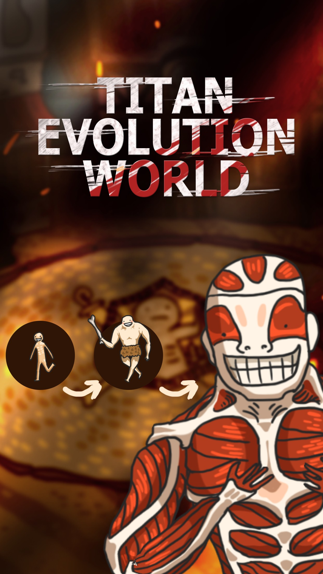Titan Evolution World