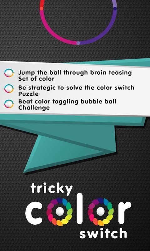 Tricky Color Switch