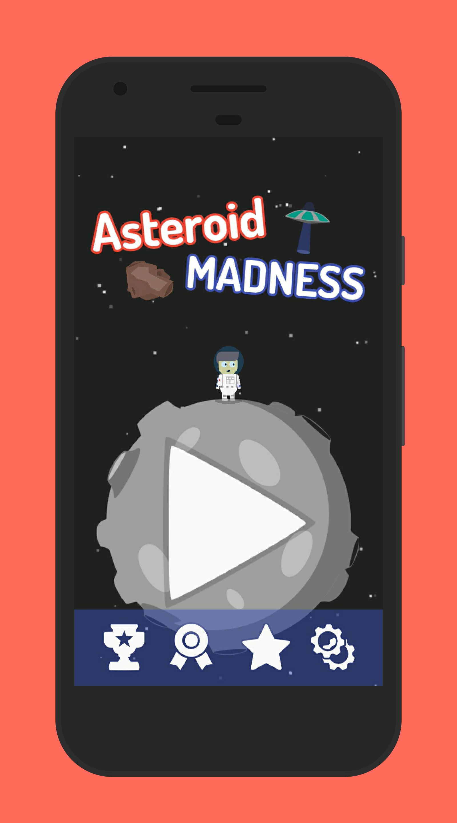 Asteroid Madness