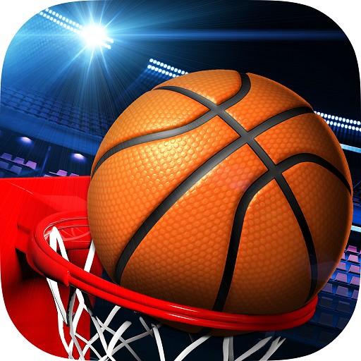 Basketball Toss Up - Shoot 3D