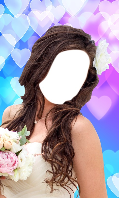 Bridal Hairstyle Photo Editor