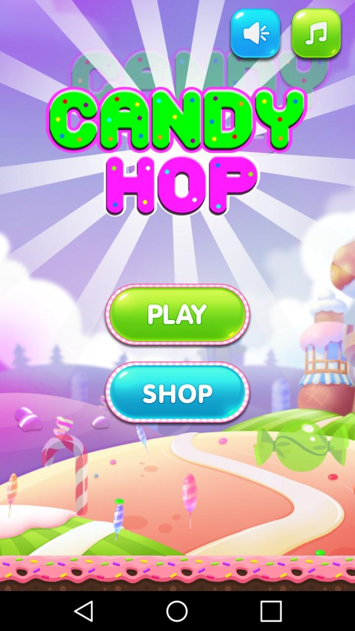 Candy Hop Mania
