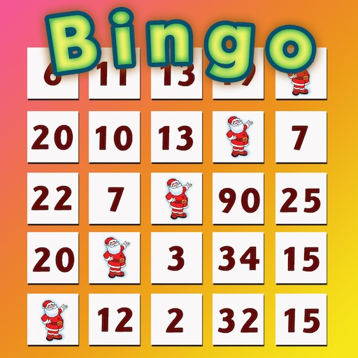 Christmas Bingo Math For Kids
