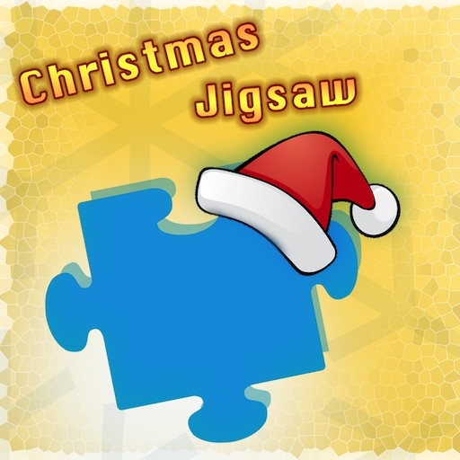 Christmas Jigsaw For Kids