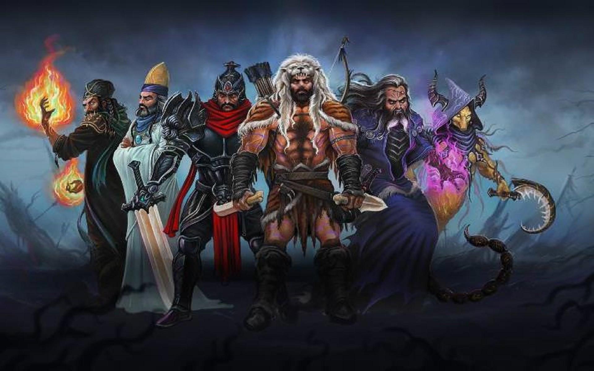 Clash of Warriors: 9 Legends