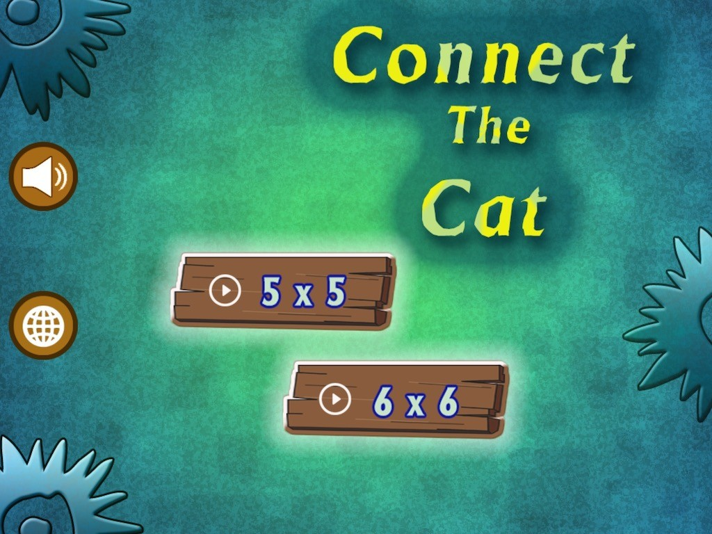 Connect The Cat