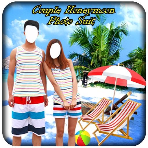Couple Honeymoon Photo Suit