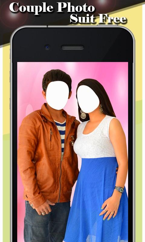 Couple Photo Suit Free
