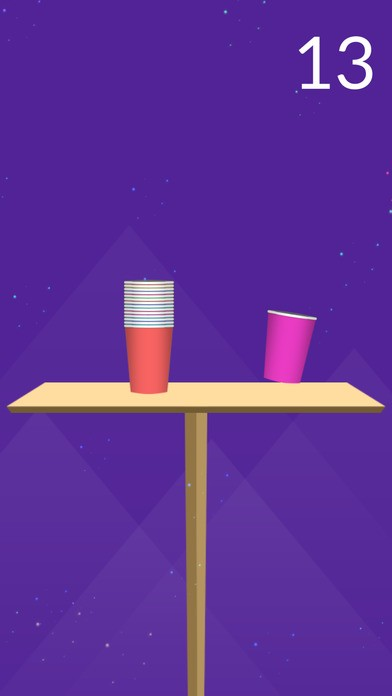 Cup Toss - Addictive Sliding Game