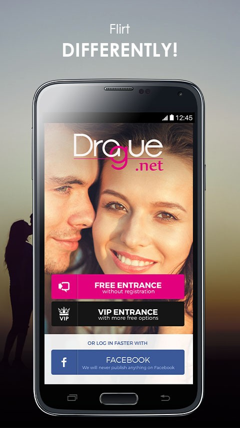 DRAGUE.NET : free dating