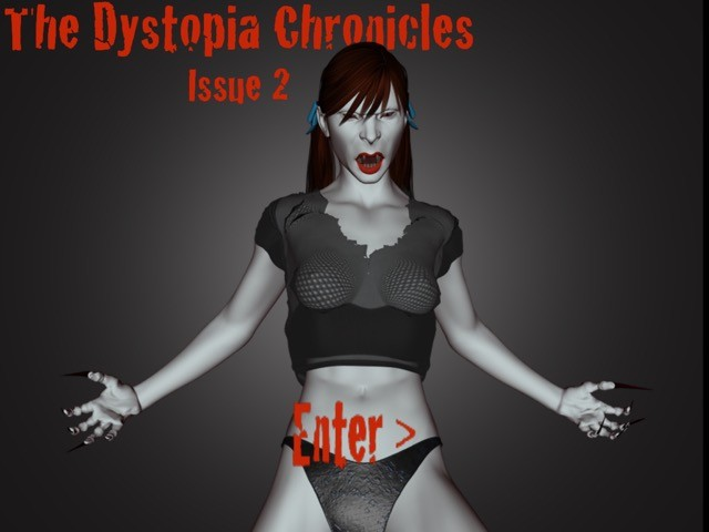 Dystopia Horror Graphic Novels (Episode 2)
