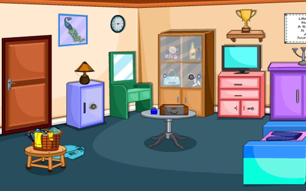 Escape Game-Puzzle Basement V1