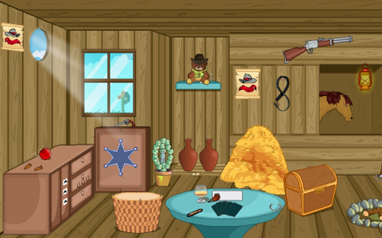 Escape Games-Puzzle Cowboy V1