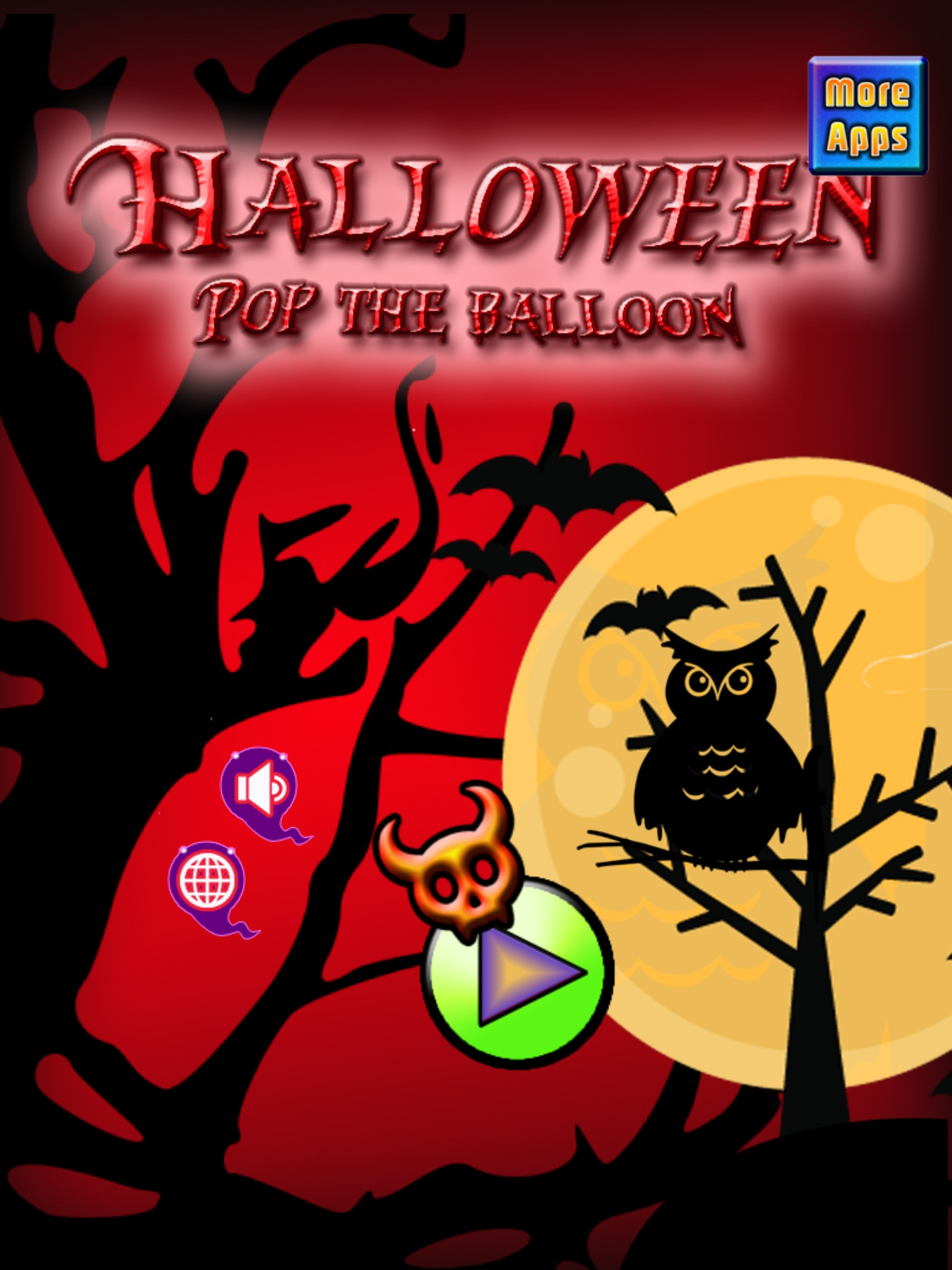 Halloween Pop The Balloon