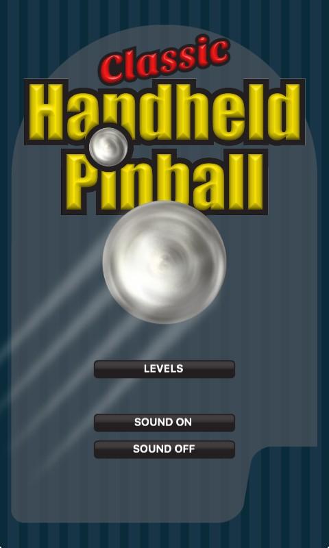 Handheld Pinball