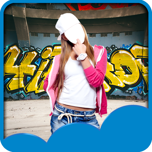 Hip Hop Girls Photo Editor
