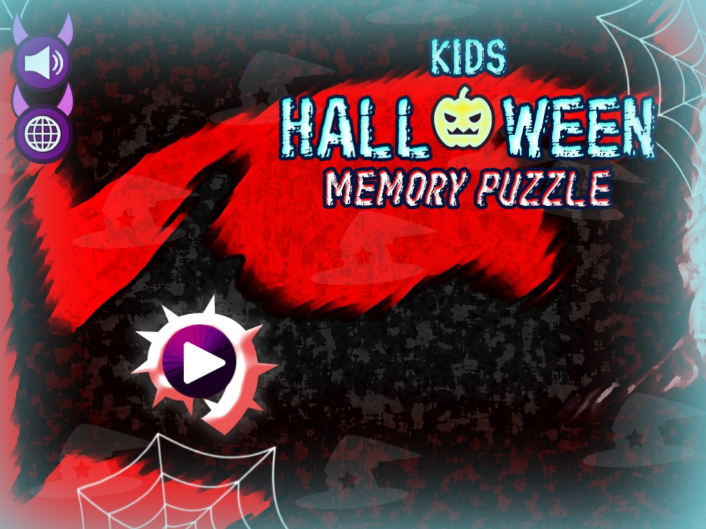Kids Halloween Card Puzzle