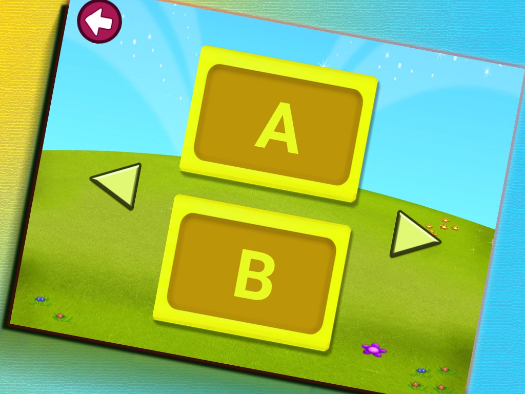 Kids Learning ABC And 123