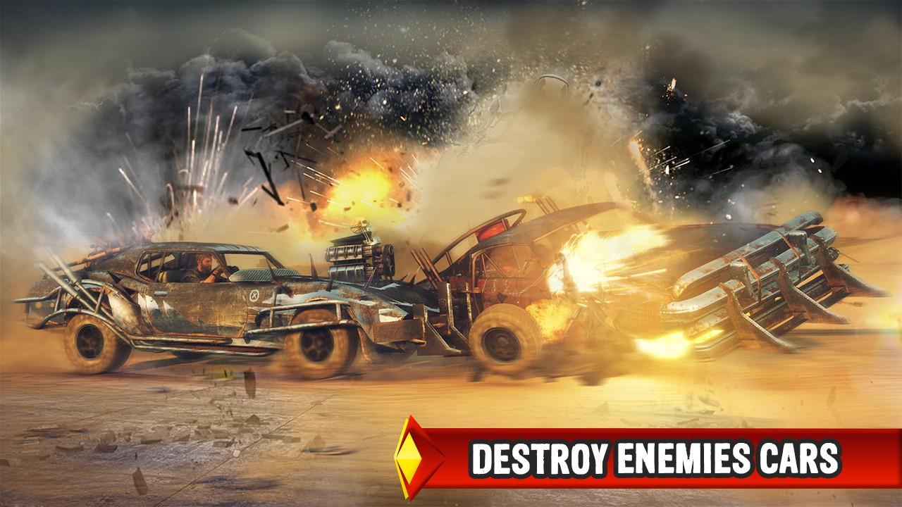 Mad Death Race Max Road Rage