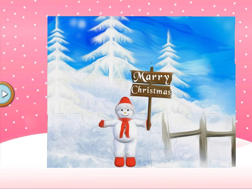 My Christmas Jigsaw