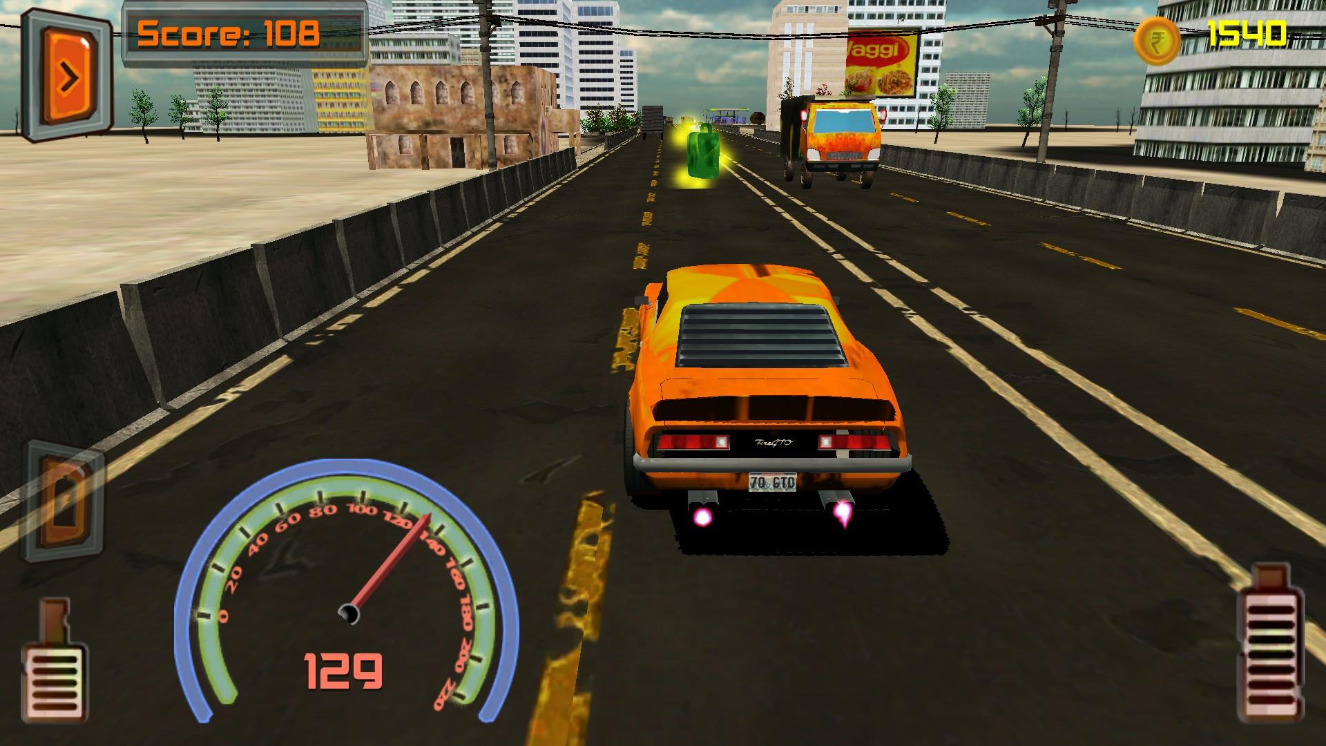 NCR Racer