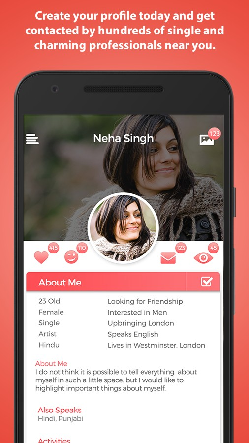 NriSingles - NriMatchmaking App